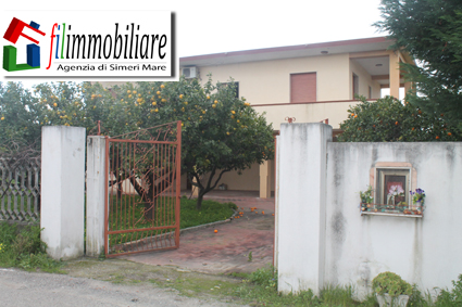 Villa vendita SIMERI CRICHI (CZ) - 99 LOCALI - 220 MQ