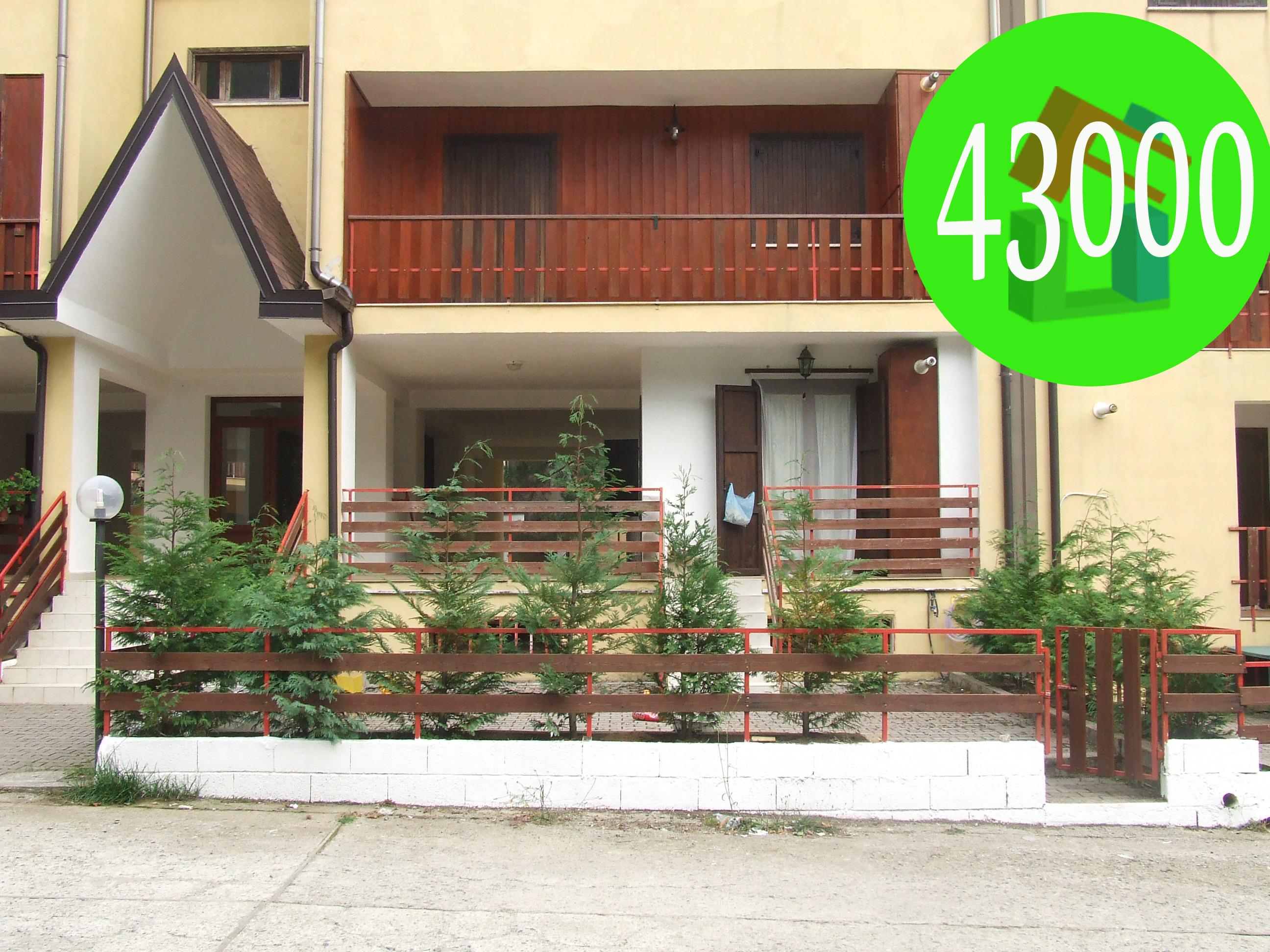 Appartamento vendita TAVERNA (CZ) - 99 LOCALI - 48 MQ