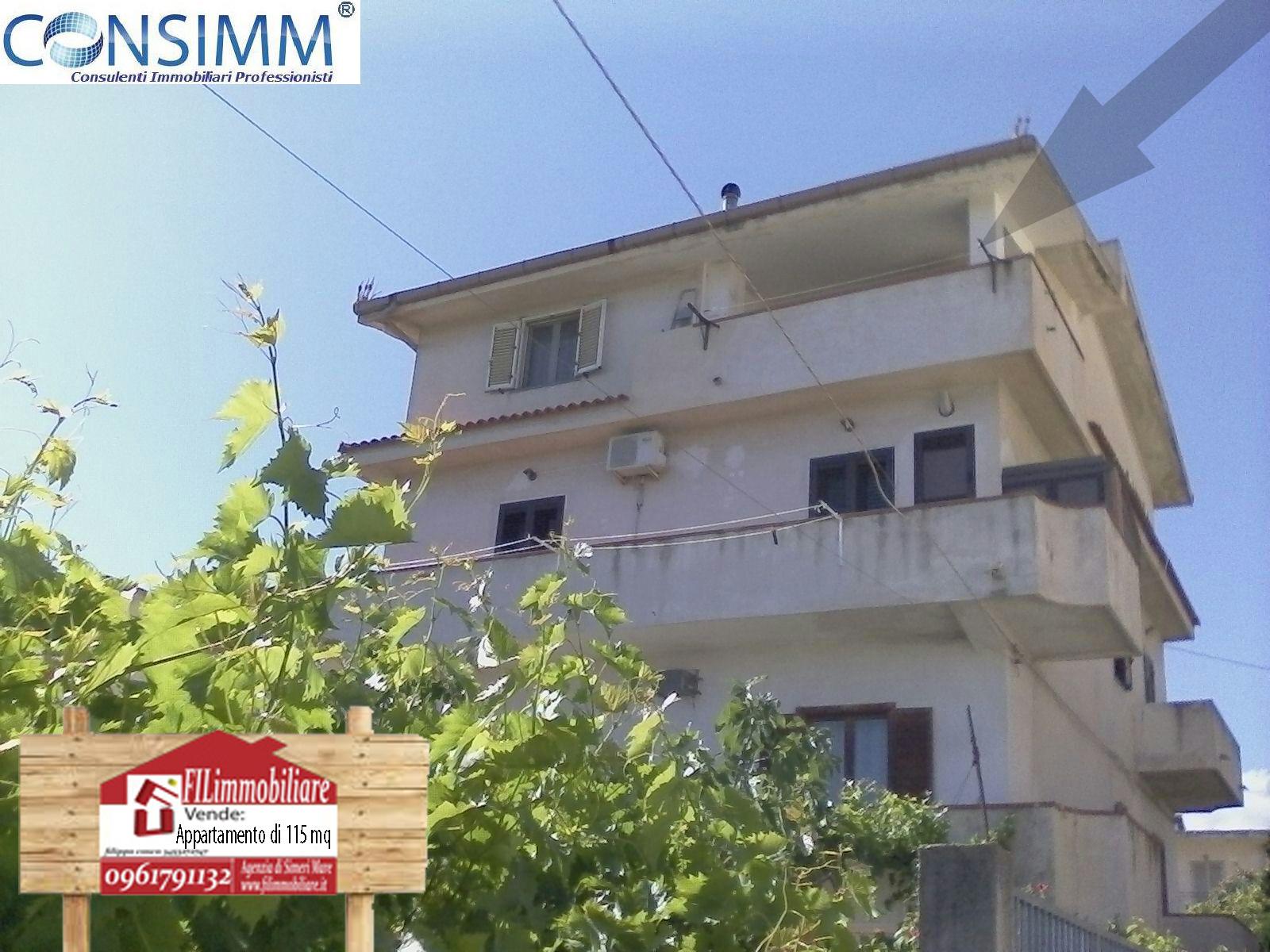 Appartamento vendita SELLIA MARINA (CZ) - 99 LOCALI - 115 MQ