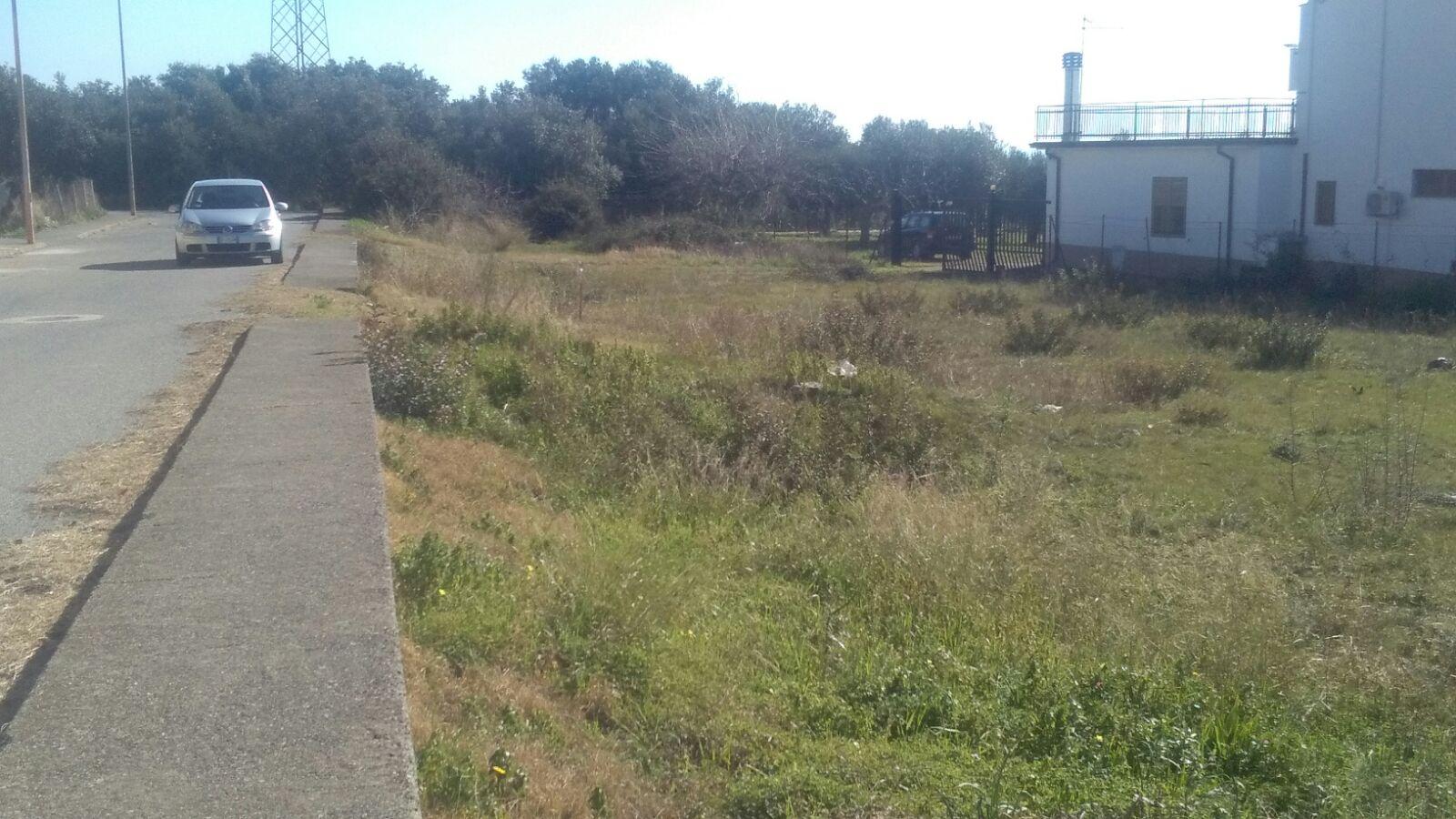 Terreno vendita FRANCAVILLA MARITTIMA (CS) - 99 LOCALI - 448 MQ